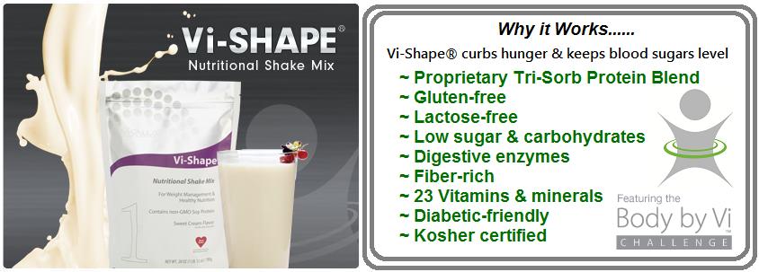Where to buy Vi-Shape Shakes