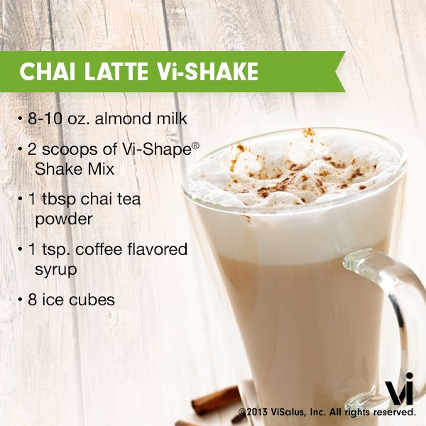 Chai Lattee Vi-Shake